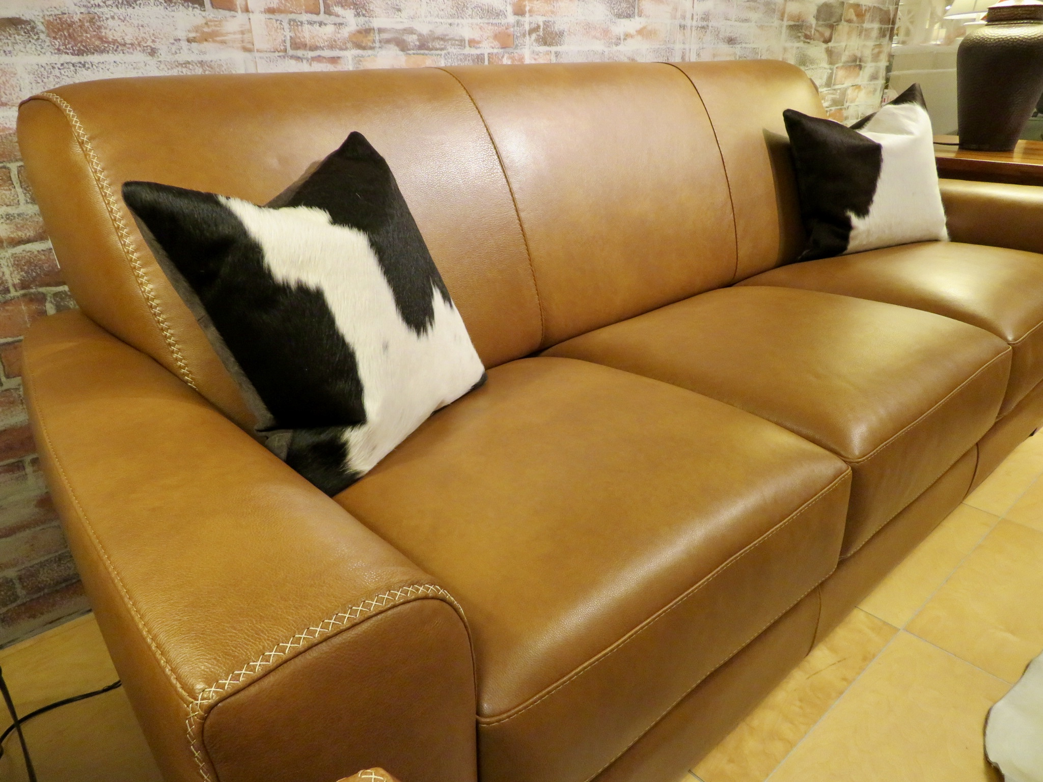 Max Divani Decorative Stitch & Leather 101: How To Differentiate and Care for Leather Furniture ...