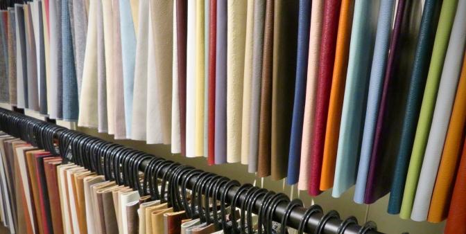 Palliser Fabric Wall